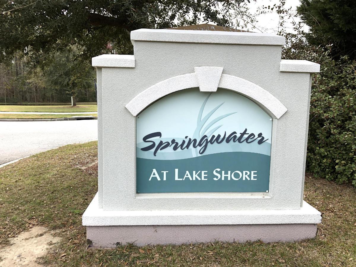 Springwater Entrance